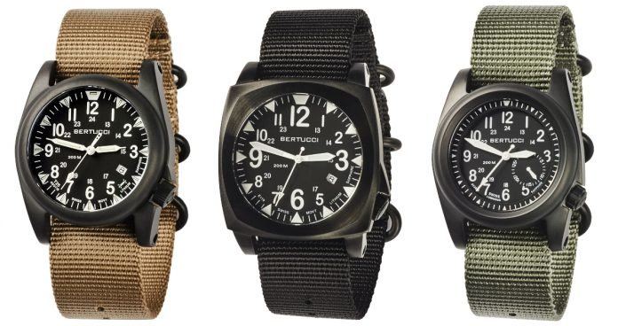 Bertucci Field Watches, Ballista